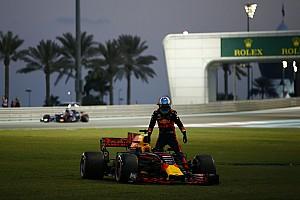 Fórmula 1 Noticias Red Bull ve excesiva su tasa de abandonos en 2017