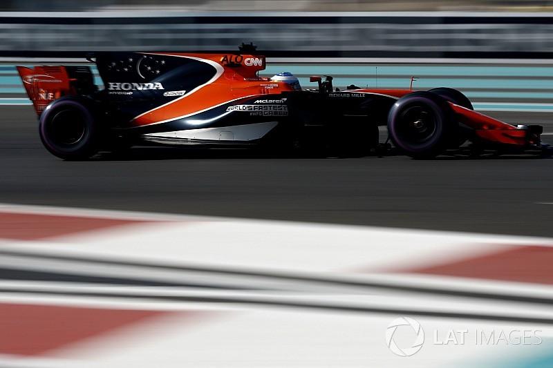 McLaren defends shark fin block after Ferrari criticism