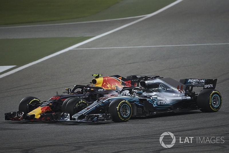 """Red Bull : """"Hamilton a eu de la chance de s'en tirer sans dégâts"""""""