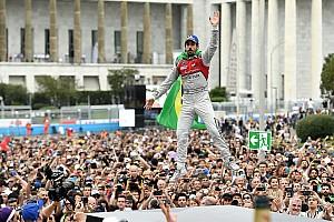 Fórmula E Crónica de Carrera Rosenqvist abandonó y Bird aprovechó para festejar en Roma