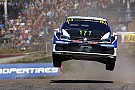 World Rallycross Sweden World RX: Kristoffersson tops first day on home turf