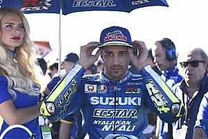 MotoGP インタビュー シュワンツ、イアンノーネにエース失格の烙印。スズキに代役探し進言