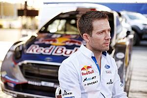 WRC Новость Ожье собрался выступить в Ле-Мане после ухода из ралли