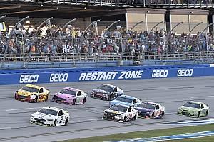 NASCAR Cup Breaking news Avoiding the Talladega wrecks gave Ryan Newman a chance at victory