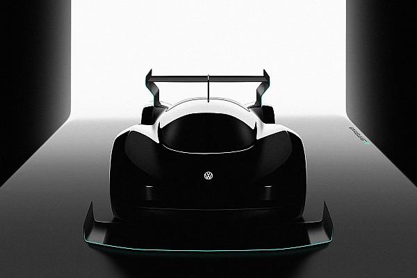 Hillclimb Breaking news Electric Pikes Peak car key to Volkswagen's motorsport future