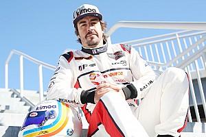 IMSA Noticias Con base en Daytona, Alonso decidirá si corre Le Mans