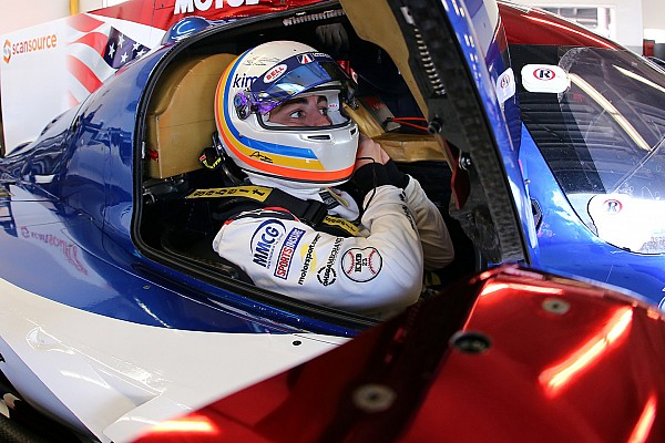 Formula 1 Son dakika  Jimmie Johnson: Alonso burada ne yapıyor?