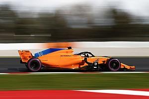 Formula 1 Analysis Why McLaren's Spain hopes are based on a myth