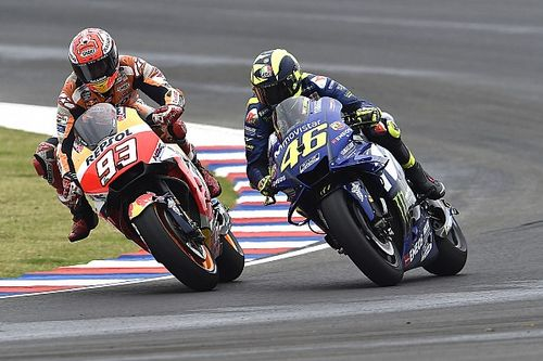 """Enraged Rossi claims Marquez has """"destroyed our sport"""""""