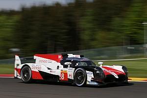WEC Noticias Alonso hereda la pole en Spa tras la exclusión del otro Toyota