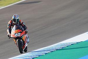 Moto3 Actualités Darryn Binder incertain pour le GP d'Espagne