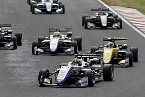 F3 Europe Race report Hungaroring F3: Ahmed doubles up after wild first lap