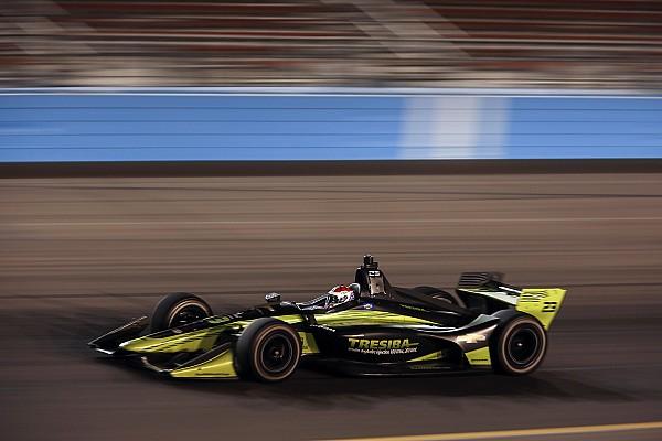 Phoenix IndyCar: Kimball tops night practice for Carlin
