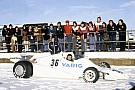 Presentaciones inusuales en la Fórmula 1