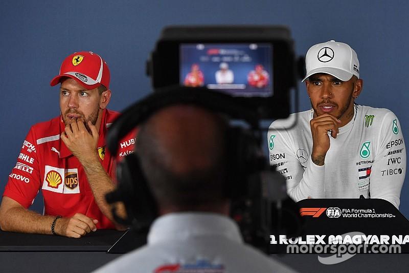Coulthard : La lutte entre Hamilton et Vettel