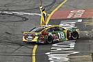NASCAR Cup Em Richmond, Kyle Busch vence terceira seguida