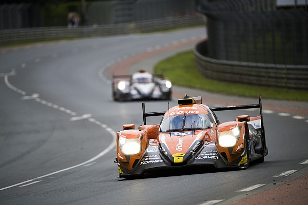 Le Mans Breaking news G-Drive LMP2 squad stripped of Le Mans victory