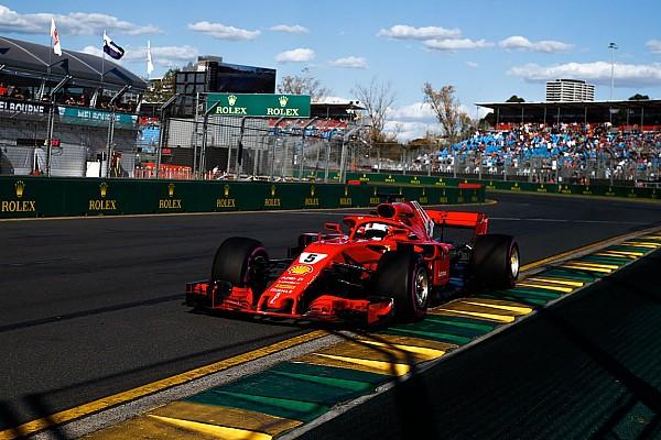 Formel 1 News Trotz Quali-Pleite: Vettel hält Sieg in Melbourne für möglich