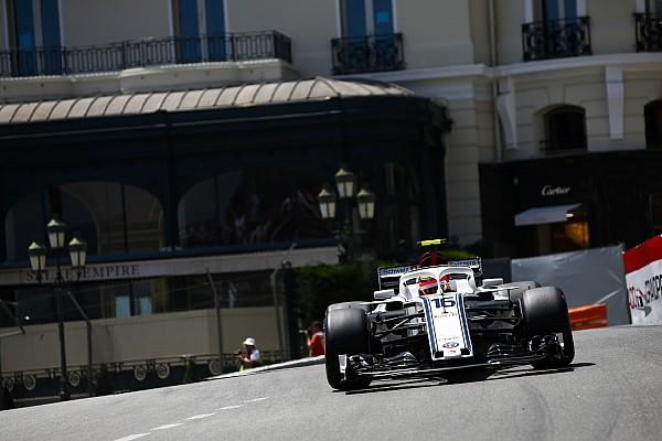 Forma-1 Jelentés az időmérőről Ericsson úgy érzi, Leclerchez hasonlóan neki is be kellett volna jutnia a Q2-be