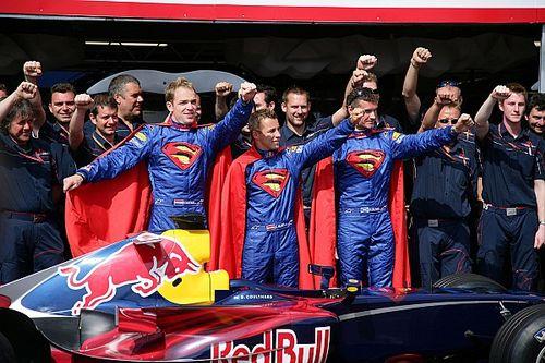 Todos los antecesores de Sergio Pérez en Red Bull