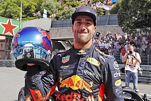モナコGP予選:リカルドが驚速レコードでPP。ガスリー10番手