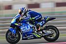 MotoGP Suzuki im Ducati-Sandwich: Rins und Iannone loben Fortschritte