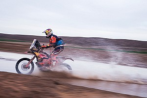 Dakar Stage report Dakar 2018, Stage 11: Price fastest, Walkner cruises