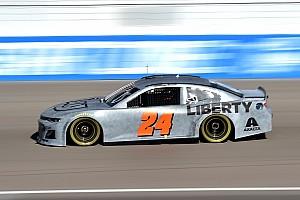 NASCAR Sprint Cup Crónica de entrenamientos Byron lideró la última sesión de cara a los duelos y Suárez en 8°