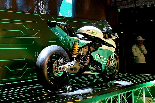 MotoGP Top List Galería: la moto de la Copa del Mundo de MotoE ya es una realidad