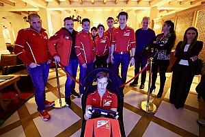 Formula 1 Special feature How Ferrari is preparing its future F1 stars