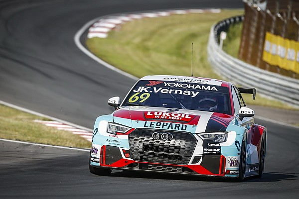 TCR Breaking news Audi keen on Australian TCR presence