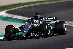 Forma-1 Motorsport.com hírek Mercedes: Barcelona fekszik a W09-nek, nem a gumikon múlt a siker