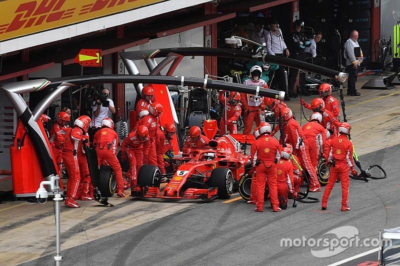 Vettel jelaskan alasan lakukan pit stop kedua