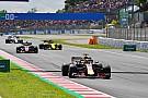 Ricciardo: Spin sonrası yalnız başıma kaldım