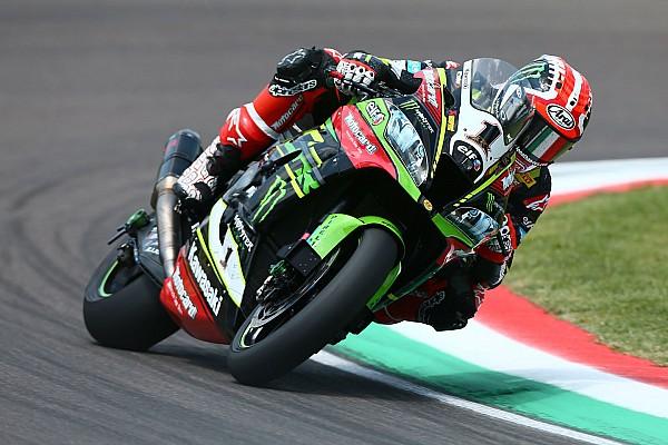 World Superbike Race report WorldSBK Italia: Kawasaki dominan, Rea tak terbendung