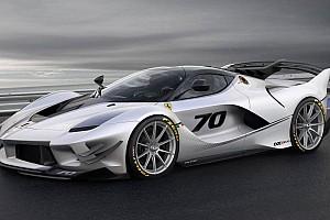 Automotive Noticias de última hora El Ferrari FXX K Evo, una edición limitada