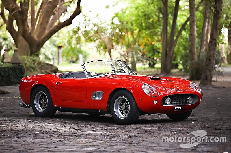 Wie betaalt er 15,2 miljoen euro voor deze Ferrari 250 GT SWB?