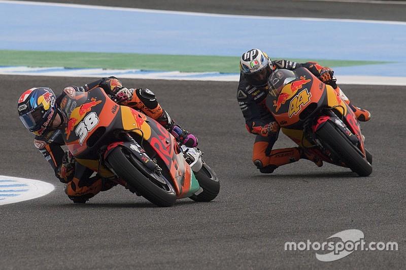 KTM bawa mesin baru ke Jerez