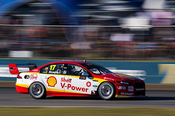 Supercars Perth Supercars: McLaughlin dominates second race