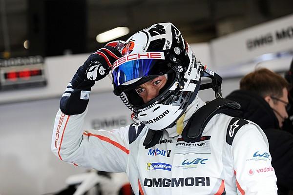 WEC Lotterer still adjusting driving style for Porsche switch