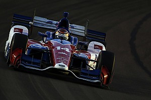 IndyCar Breaking news Foyt says Chevrolet unfamiliarity is still hurting team pace