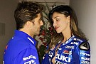 Suzuki niega que quiera alejar a la novia de Iannone del equipo