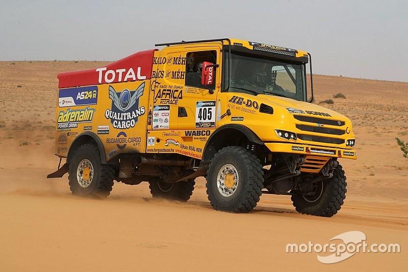 Takarékon, de versenyben a Qualisport Racing