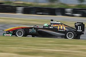 Other open wheel Race report Ruapuna TRS: Cockerton scores maiden win in Race 2