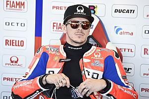 MotoGP Interview Redding: MotoGP was