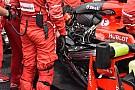 Гран Прі Японії: компоненти моторів