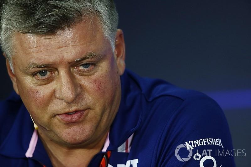 """Force India alerta F1 para """"não virar uma Indy"""" em 2021"""