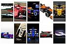 Formula 1 Anket: 2017'nin en güzel F1 aracını seçiyoruz