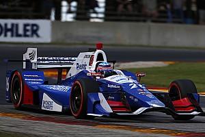 IndyCar 速報ニュース 【インディカー】佐藤琢磨「苦しい週末で、苦しいレースだった」