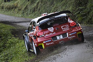 WRC Etappenbericht WRC: Kris Meeke nach Etappe 1 der Rallye Korsika in Führung